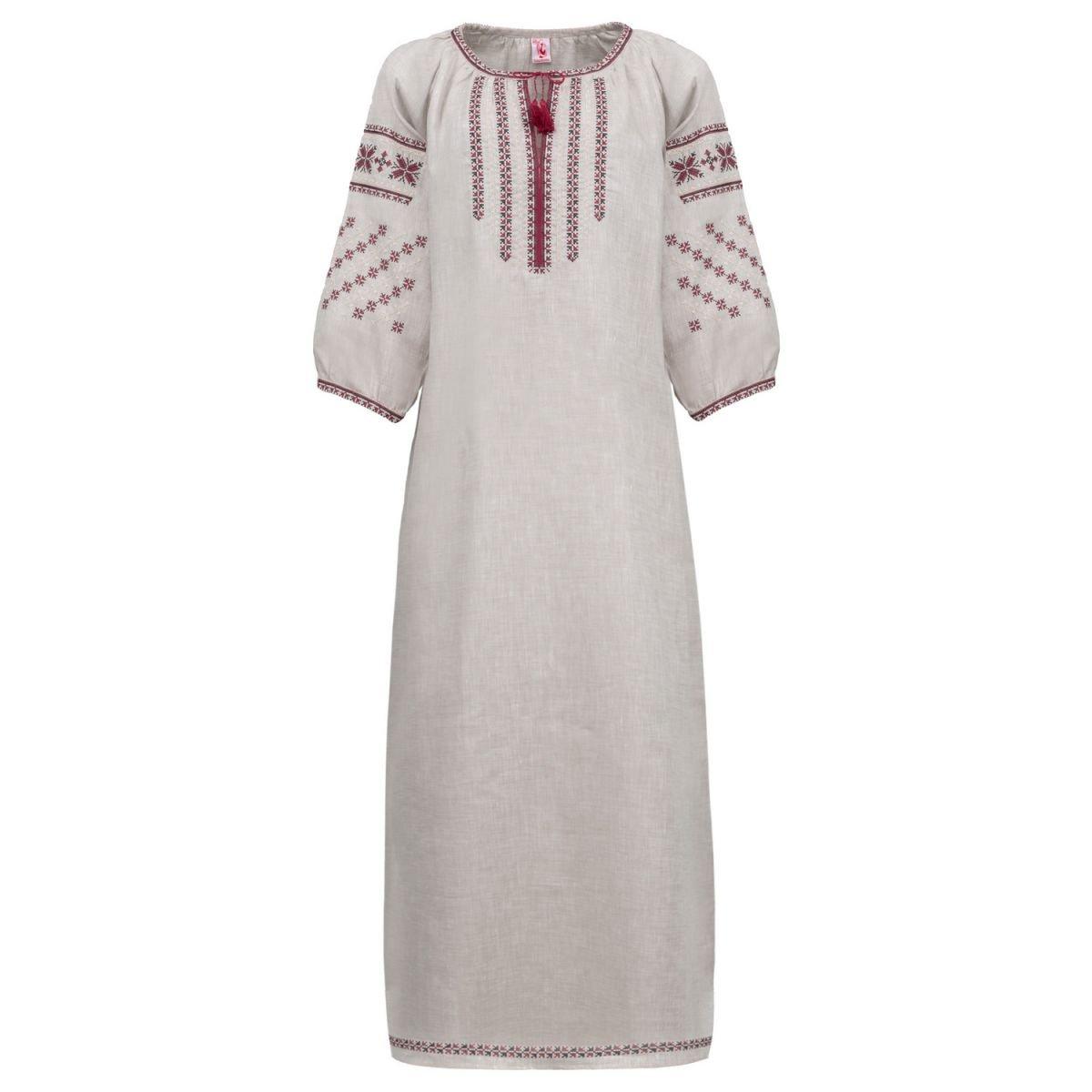 Плаття вишиванка Слобожанка - Богуслава чарівна 42 e928d566222fb
