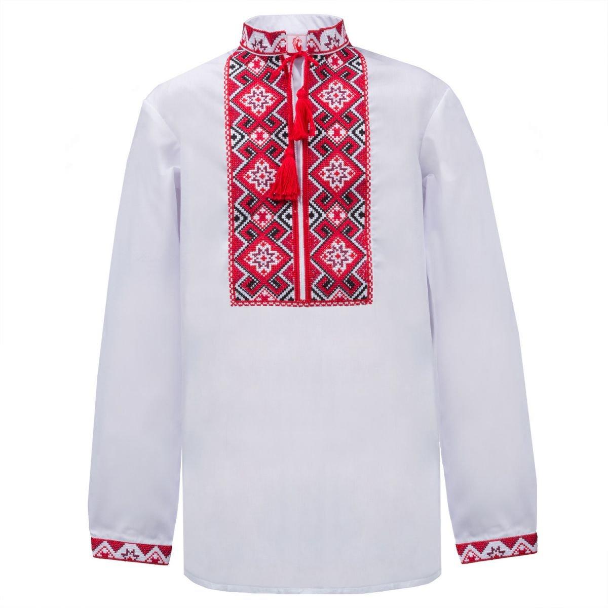 Сорочка вишиванка для хлопчика Слобожанка - Світозар 110см ce5520f552ec0