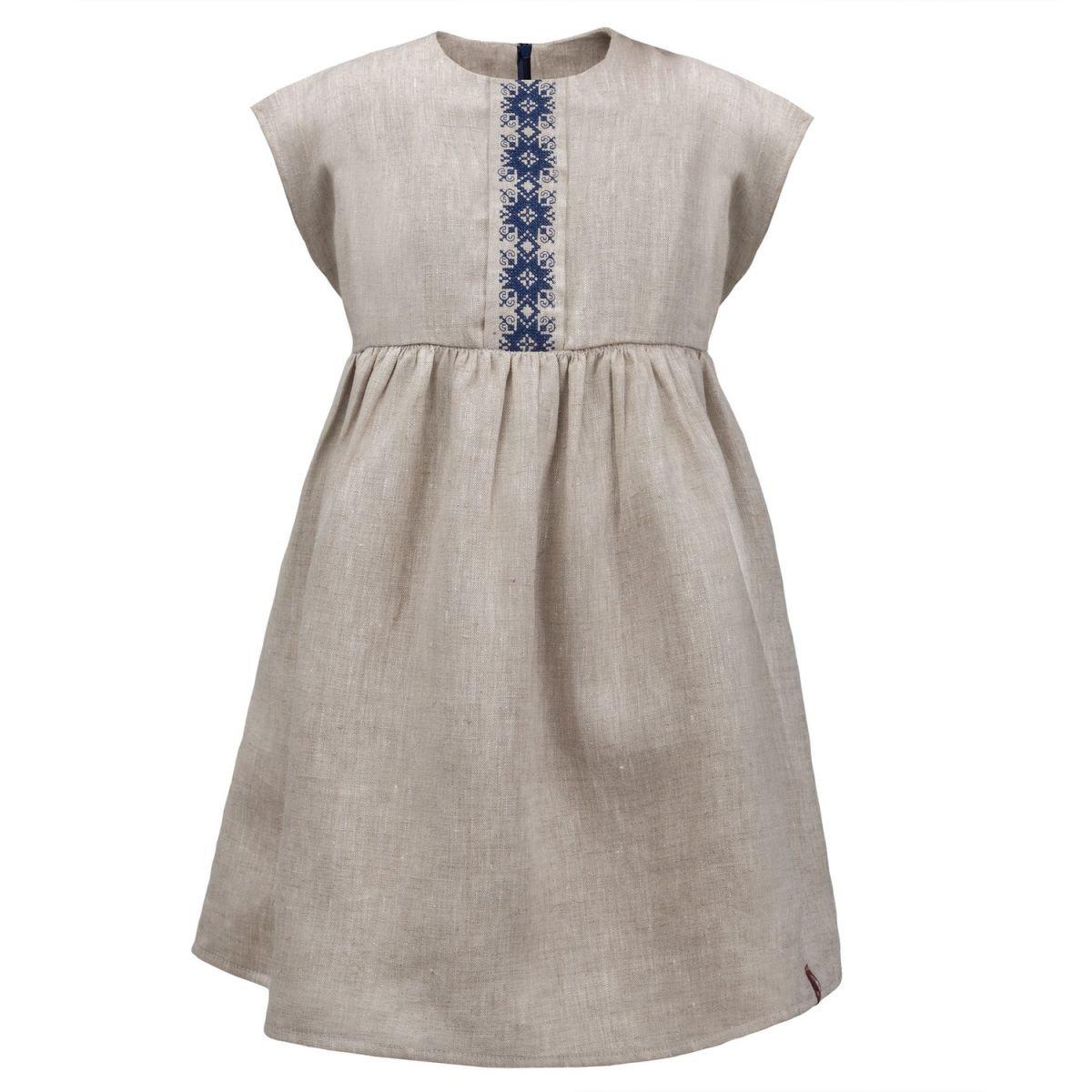 Плаття вишиванка для дівчинки Фолк Мода (001) 92см 1d999562b30a2