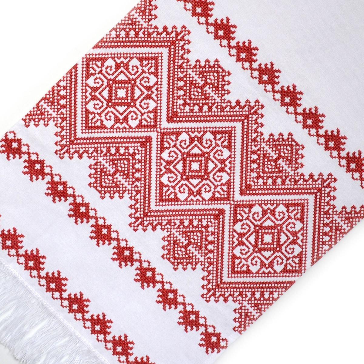 Рушник вишиваний обрядовий Слобожанка - Традиція (36см х 200см) 94cd1a32dcfdf