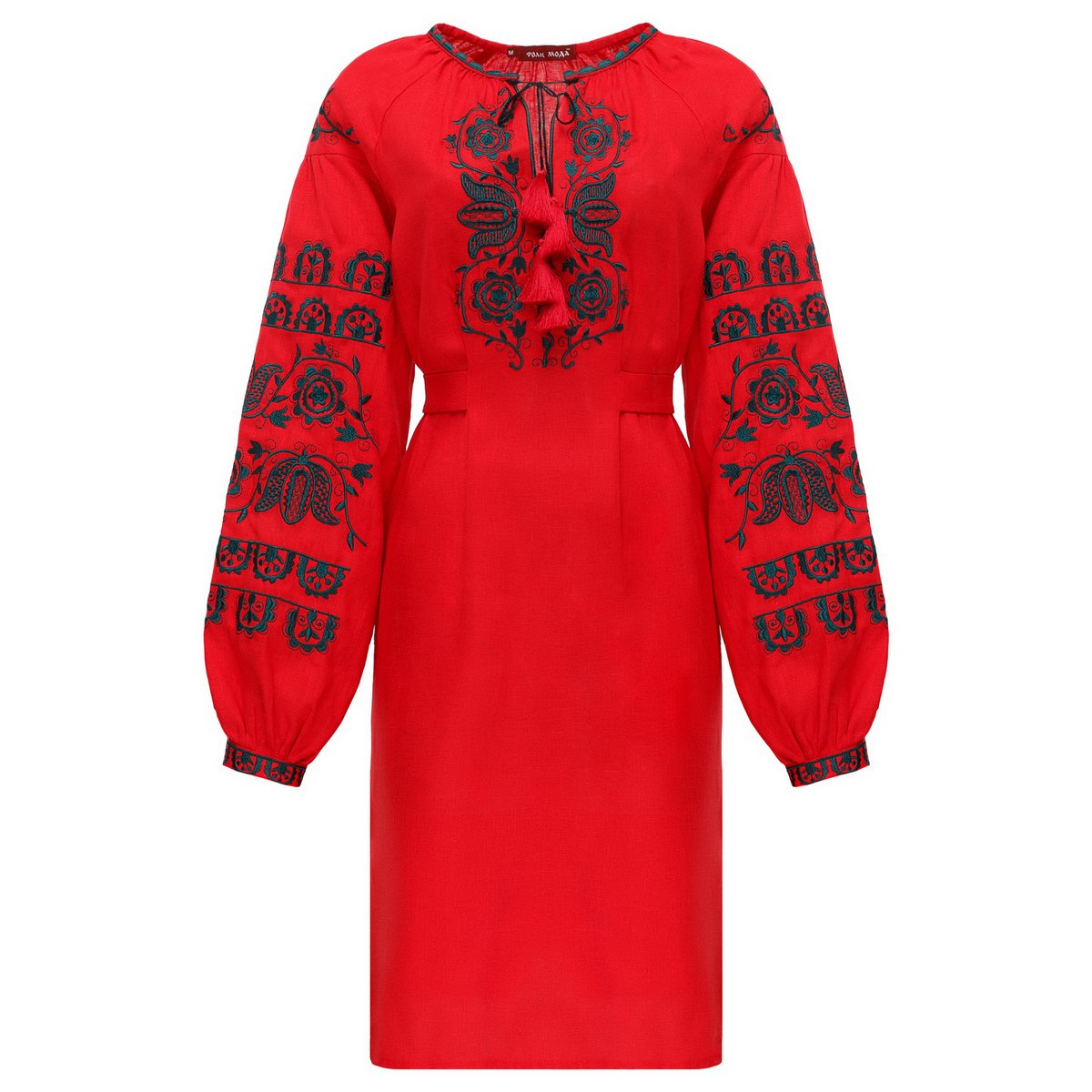 Сукня вишиванка Фолк мода (015) L f001de7b6540d
