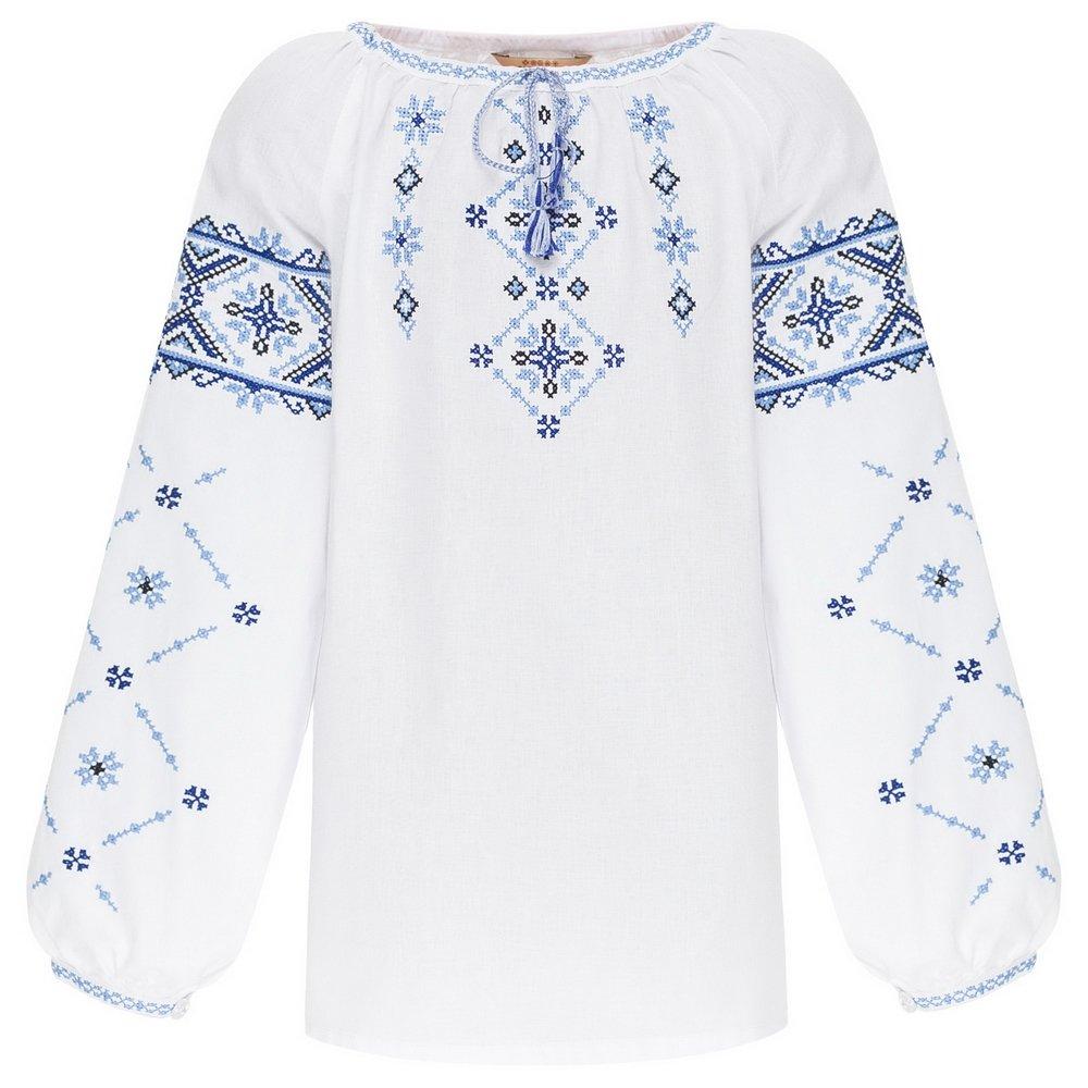 ecc0c26f27969f Folkmart™   Сорочка вишиванка для дівчинки Гармонія - ВЕСНЯНКА