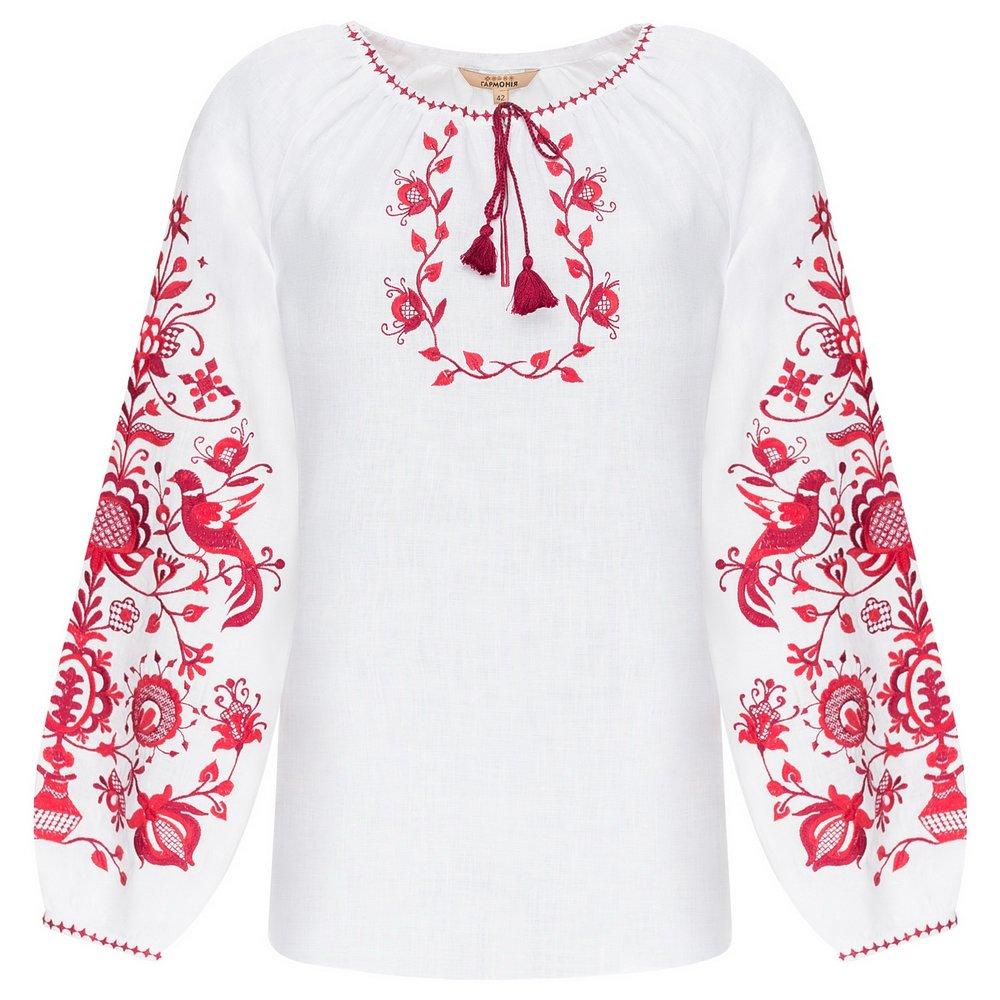 4ff0490aa854d2 Folkmart™   Сорочка вишиванка жіноча Гармонія - ДЕРЕВО ЖИТТЯ