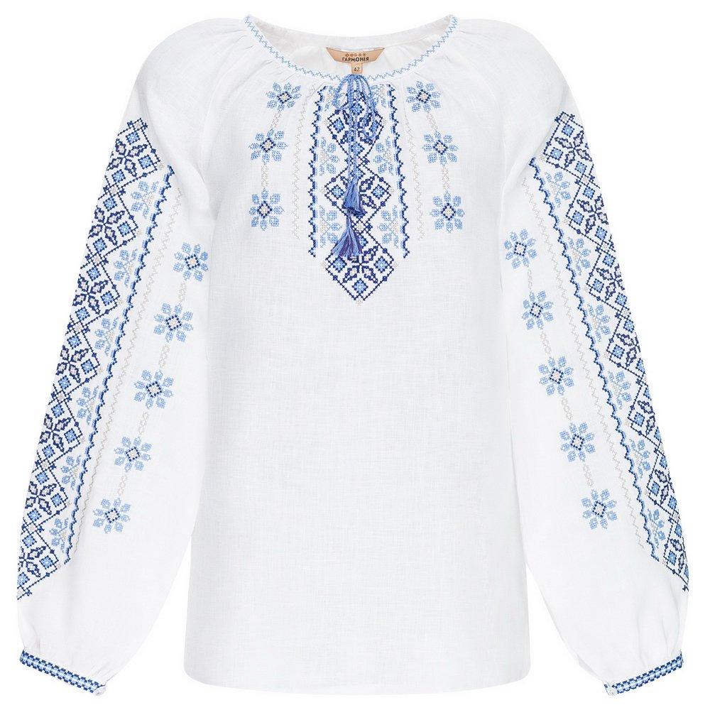 Сорочка вишиванка жіноча Гармонія - РОДИНА ГЕТЬМАНА 40 bfe8e58228cfc
