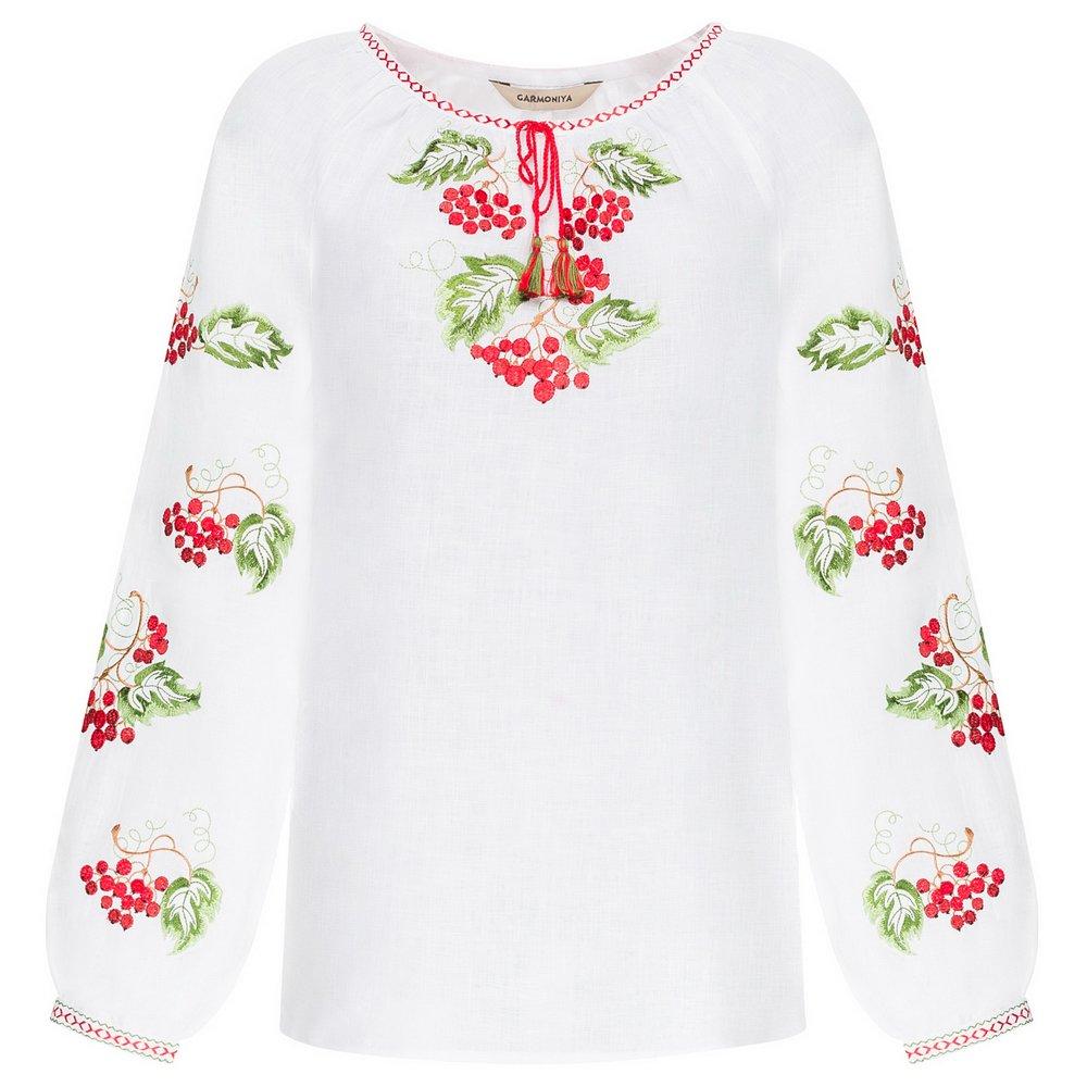 Сорочка вишиванка жіноча Гармонія - КАЛИНА-НОВА 40 88d3abf1cb7cb